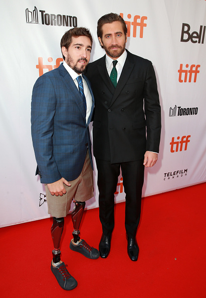 "Rich Fury「2017 Toronto International Film Festival - ""Stronger"" Premiere - Arrivals」:写真・画像(2)[壁紙.com]"