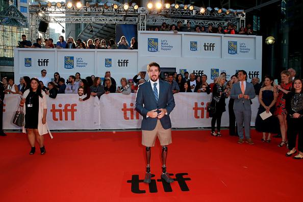 "Rich Fury「2017 Toronto International Film Festival - ""Stronger"" Premiere - Arrivals」:写真・画像(1)[壁紙.com]"