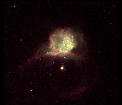 star sky「Hubble-X Gas Cloud Space Image」:写真・画像(3)[壁紙.com]