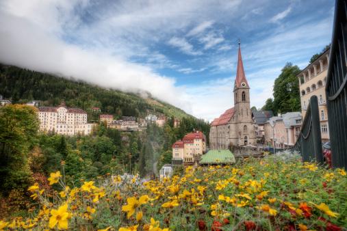 Bad Gastein「Bad Gastein Austria」:スマホ壁紙(4)