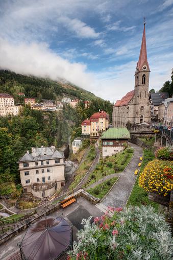 Bad Gastein「Bad Gastein Austria」:スマホ壁紙(8)