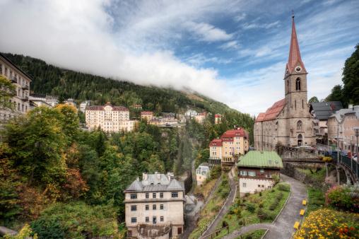Bad Gastein「Bad Gastein Austria」:スマホ壁紙(2)