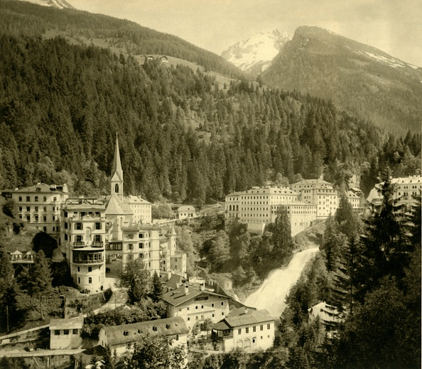 Health Spa「Bad Gastein」:写真・画像(1)[壁紙.com]
