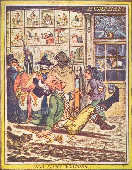 Bookstore「Very Slippy Weather, 1808」:写真・画像(19)[壁紙.com]