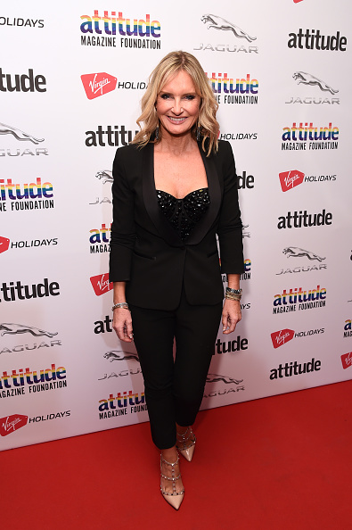 Jacquie Beltrao「The Virgin Holidays Attitude Awards - Red Carpet Arrivals」:写真・画像(15)[壁紙.com]