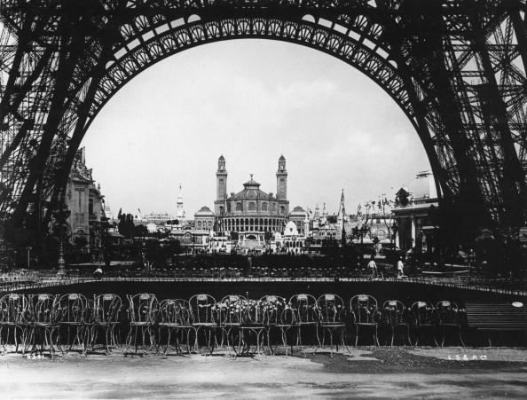 1900「Eiffel Tower View」:写真・画像(0)[壁紙.com]