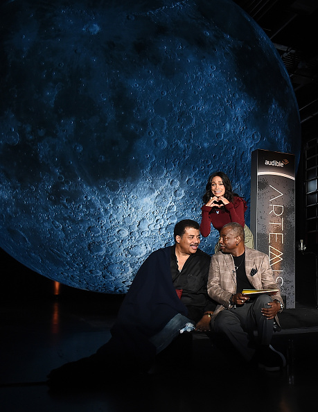 Hudson River Park「Museum of Artemis: Life on the Moon, Presented by Audible Opening Event at the Classic Car Club of Manhattan in New York City」:写真・画像(5)[壁紙.com]