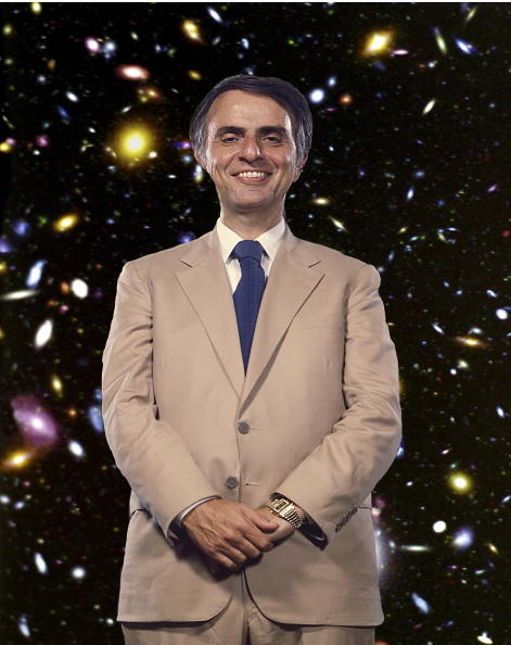 Michael Ochs Archives「Carl Sagan Portrait」:写真・画像(5)[壁紙.com]