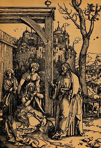 Jesus Christ「Christi Abschied Von Seiner Mutter」:写真・画像(13)[壁紙.com]