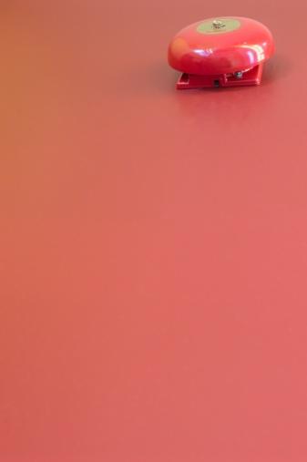 Smoke Detector「Red fire bell」:スマホ壁紙(7)