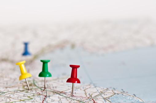 Road Map「planning next travel destination」:スマホ壁紙(14)