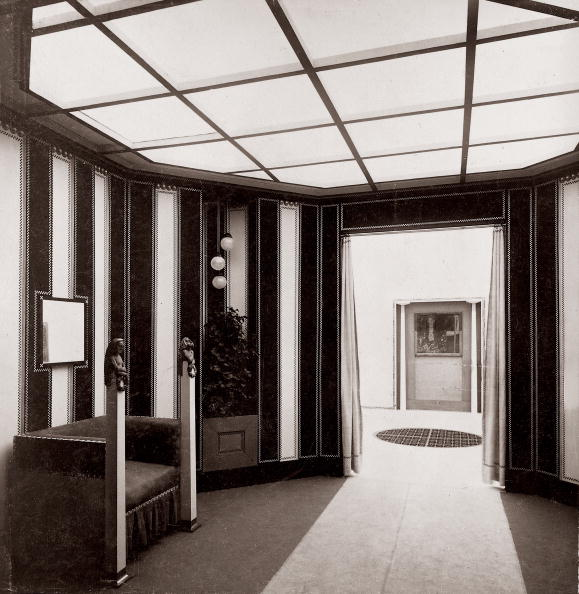 Ceiling「Collective exhibition at Vienna Secession, 1903」:写真・画像(5)[壁紙.com]