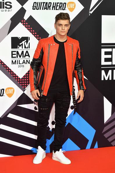 MTVヨーロッパ音楽賞「MTV EMA's 2015 - Red Carpet Arrivals」:写真・画像(14)[壁紙.com]
