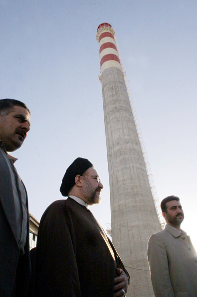 Iranian Culture「Iranian President Tours Nuclear Facilities」:写真・画像(10)[壁紙.com]