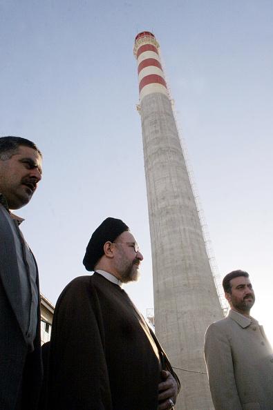 Iranian Culture「Iranian President Tours Nuclear Facilities」:写真・画像(6)[壁紙.com]