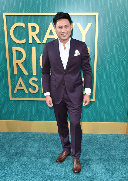 "Purple Blazer「Warner Bros. Pictures' ""Crazy Rich Asians"" Premiere - Arrivals」:写真・画像(17)[壁紙.com]"