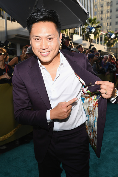 "Purple Blazer「Warner Bros. Pictures' ""Crazy Rich Asians"" Premiere - Red Carpet」:写真・画像(3)[壁紙.com]"