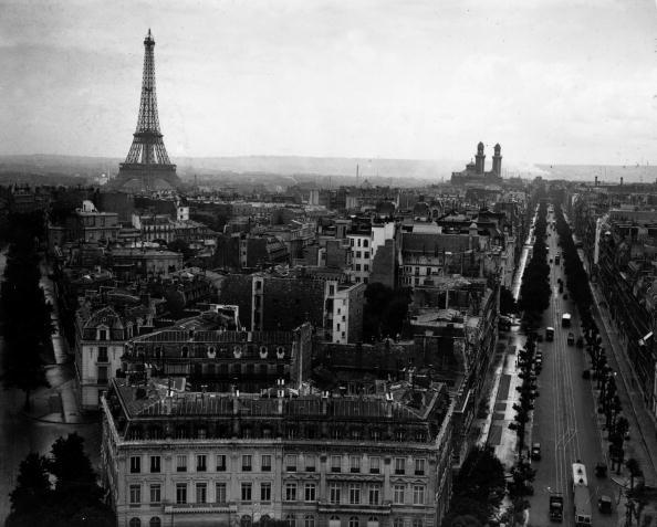 都市景観「Paris Landmark」:写真・画像(0)[壁紙.com]
