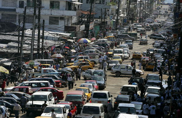 Traffic「Liberia Appears Calm Before Landmark Presidential Elections」:写真・画像(4)[壁紙.com]