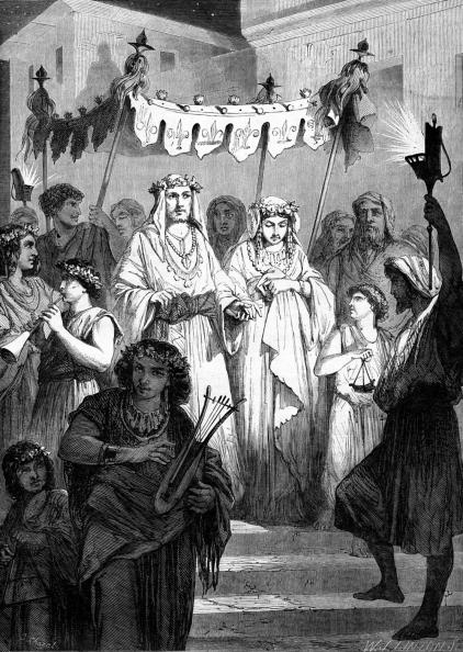 式典「Hebrew bridal procession - Bible」:写真・画像(14)[壁紙.com]