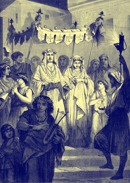 式典「Hebrew bridal procession - Bible」:写真・画像(16)[壁紙.com]