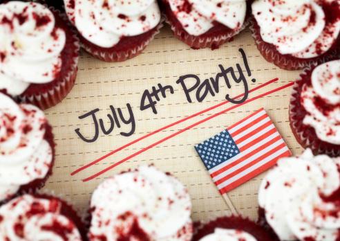 Red Velvet Flavor「July Fourth Party Background」:スマホ壁紙(18)