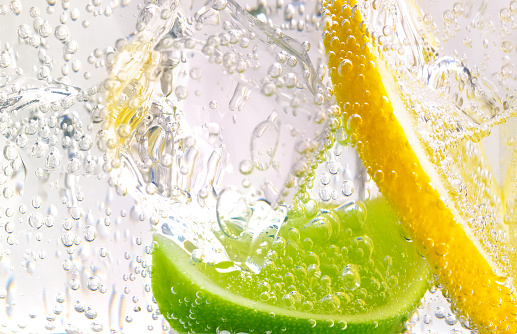 Cool「Gin and Tonic with lemon and lime」:スマホ壁紙(6)