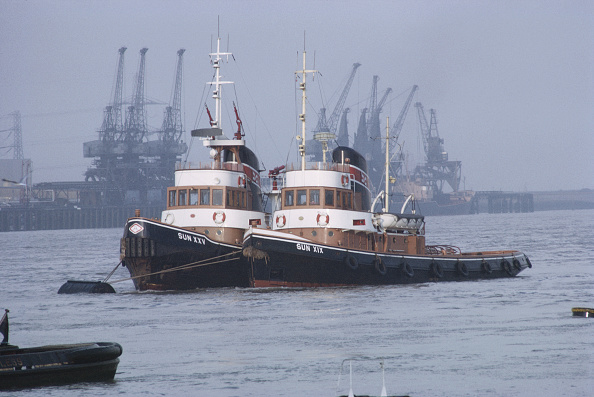 Travel Destinations「Thames Tug Boats」:写真・画像(12)[壁紙.com]