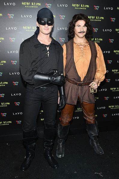 Annual Event「Heidi Klum's 19th Annual Halloween Party Presented By Party City And SVEDKA Vodka At LAVO New York - Arrivals」:写真・画像(4)[壁紙.com]