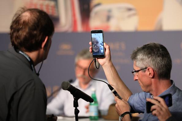 "Conference Phone「""Image Book (Le Livre D'Image)"" Press Conference - The 71st Annual Cannes Film Festival」:写真・画像(16)[壁紙.com]"