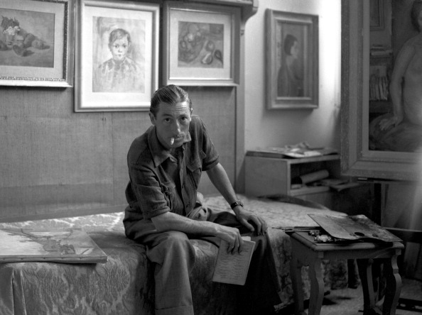 Archivio Cameraphoto Epoche「Sitting On His Bed」:写真・画像(1)[壁紙.com]