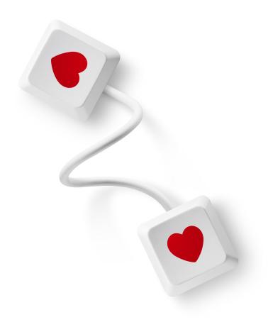 恋愛運「接続コンピューターズます。」:スマホ壁紙(4)