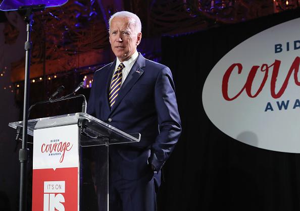 Tea Room「Vice President Joe Biden And It's On Us Present The 2019 Biden Courage Awards」:写真・画像(13)[壁紙.com]