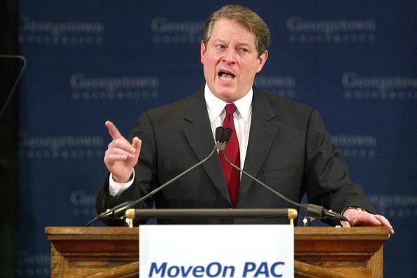Speech「Al Gore Speaks About Bush Presidency」:写真・画像(7)[壁紙.com]