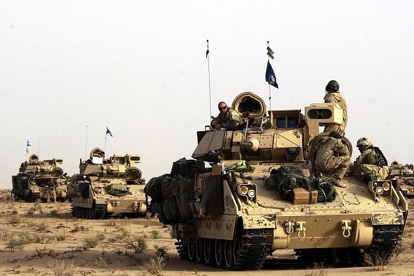Iraq War 2003-2011「US Forces Enter Iraq」:写真・画像(19)[壁紙.com]