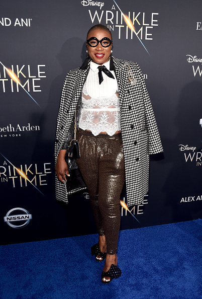A Wrinkle in Time「World Premiere of Disney's 'A Wrinkle In Time'」:写真・画像(10)[壁紙.com]