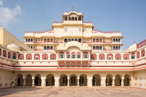Rajasthan「The City Palace, Jaipur, Rajasthan, India」:スマホ壁紙(18)