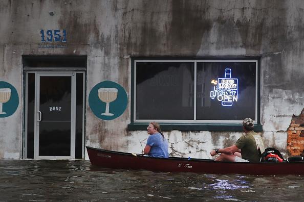 Louisiana「Tropical Storm Barry Drenches Southern Louisiana」:写真・画像(14)[壁紙.com]