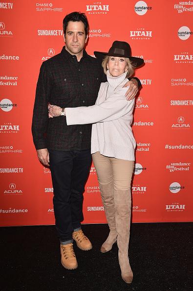 ジェーン・フォンダ「2018 Sundance Film Festival - 'Jane Fonda In Five Acts' Premiere」:写真・画像(4)[壁紙.com]