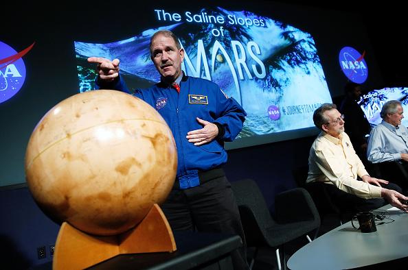 Seasoning「NASA Announces Major Scientific Finding On Nature Of Mars」:写真・画像(2)[壁紙.com]