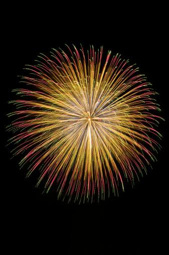 花火「Higashimatsuyama Fireworks Festival」:スマホ壁紙(9)