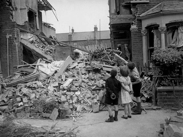 Bomb Damage「Missing Room」:写真・画像(15)[壁紙.com]