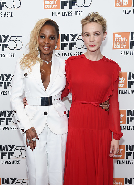 "Alternative Pose「55th New York Film Festival - ""Mudbound"" Red Carpet」:写真・画像(17)[壁紙.com]"