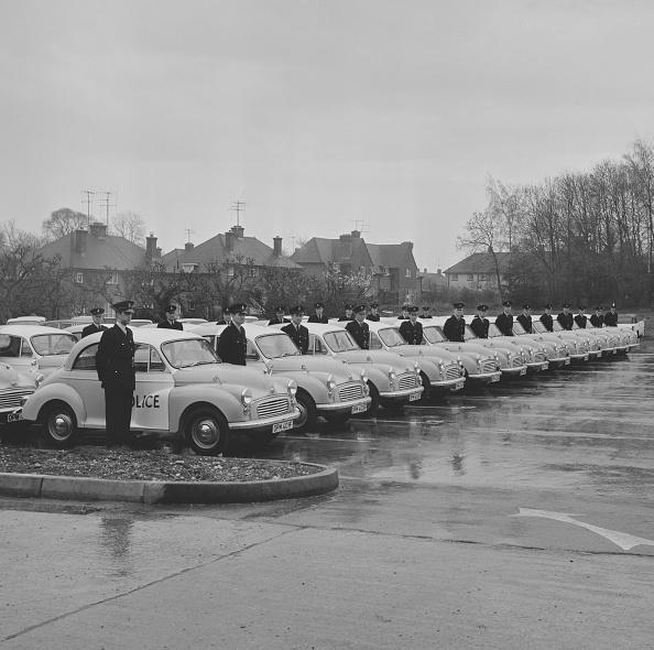 People In A Row「Police Panda Cars」:写真・画像(17)[壁紙.com]