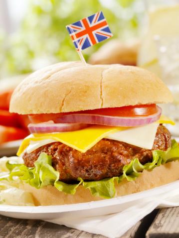 Lemon Soda「British Burger and a Lemonade」:スマホ壁紙(5)