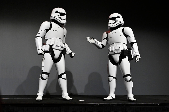 Stormtrooper - Star Wars「Latest Consumer Technology Products On Display At Annual CES In Las Vegas」:写真・画像(7)[壁紙.com]