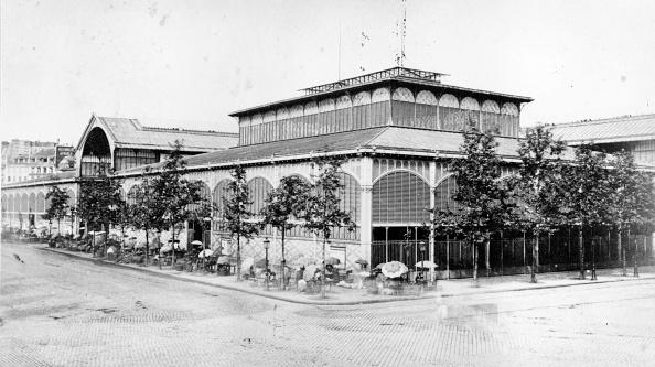 Architectural Feature「Les Halles」:写真・画像(2)[壁紙.com]