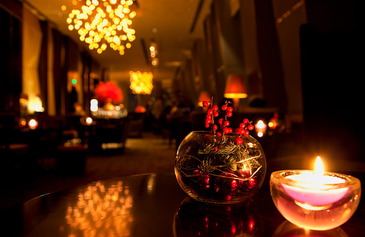 ローソク「ラウンジの豪華なホテル北京中国」:スマホ壁紙(4)