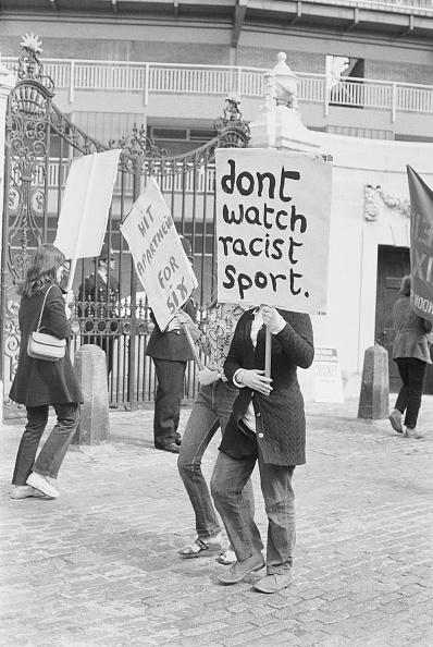 South Africa National Team「Anti-Apartheid Protest」:写真・画像(6)[壁紙.com]