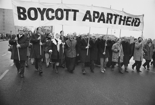 Social Movement「Anti-Apartheid Marchers」:写真・画像(16)[壁紙.com]